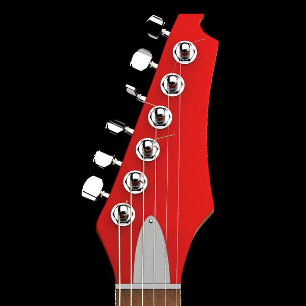 цахилгаан гитар өндөр нарийвчлалтай 3d загвар max fbx obj 131230