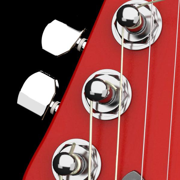 цахилгаан гитар өндөр нарийвчлалтай 3d загвар max fbx obj 131231