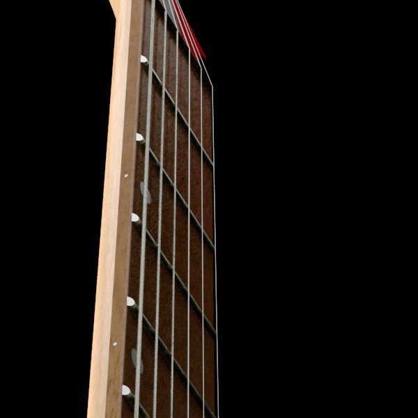 цахилгаан гитар өндөр нарийвчлалтай 3d загвар max fbx obj 131237