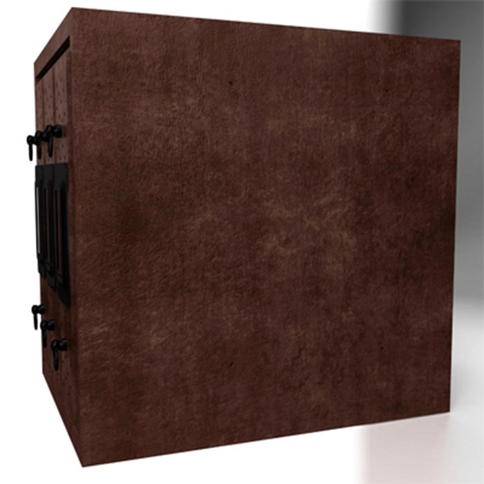 filing cabinet 3d model 3ds max fbx ma mb obj 155522