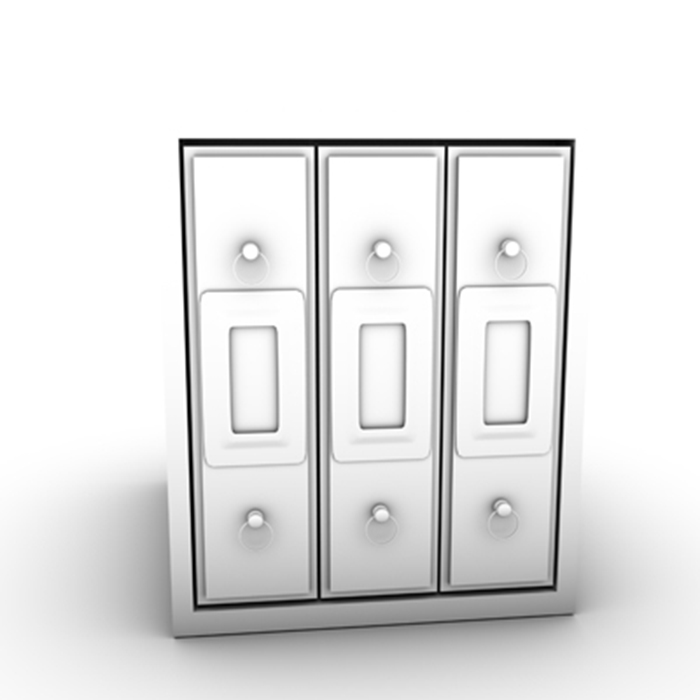 filing cabinet 3d model 3ds max fbx ma mb obj 155525