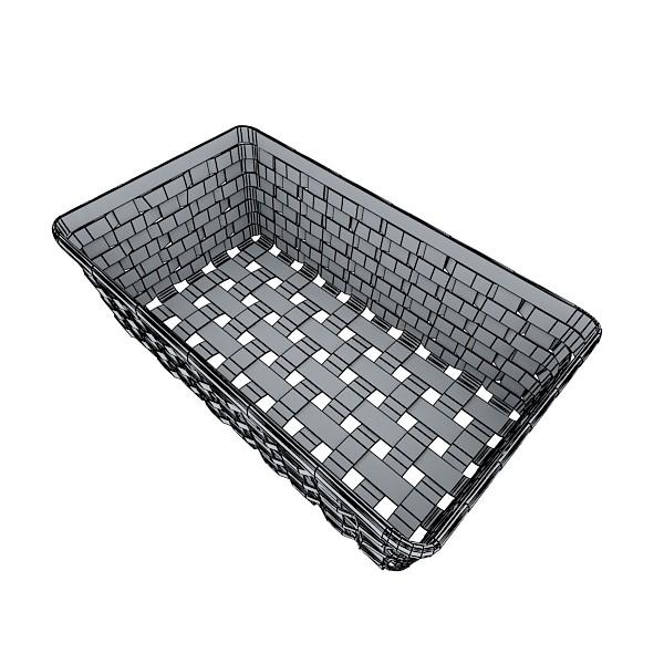 fruits & basket collection 3d model 3ds max fbx obj 133801