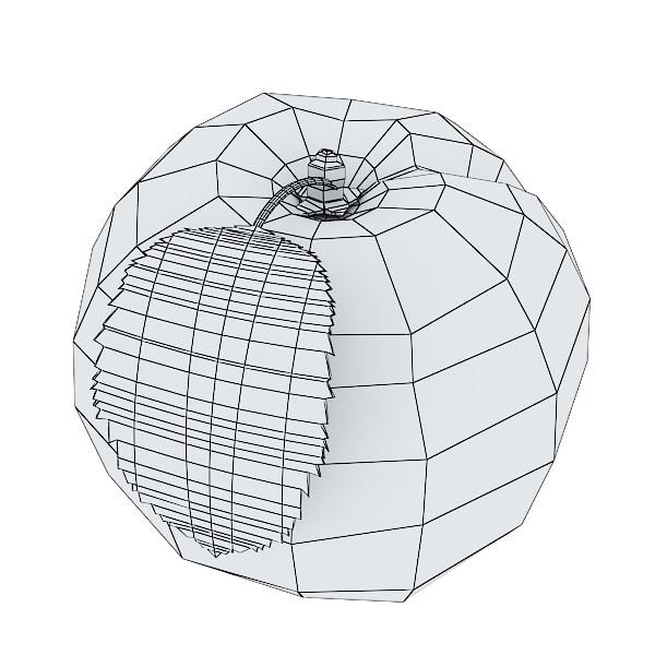 fruits & basket collection 3d model 3ds max fbx obj 133814