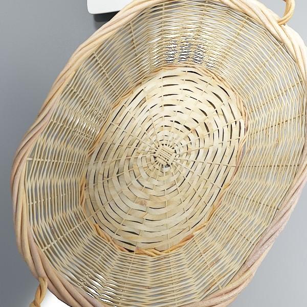 fruits & basket collection 3d model 3ds max fbx obj 133817