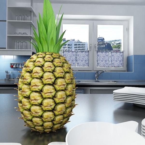 fruits & basket collection 3d model 3ds max fbx obj 133828