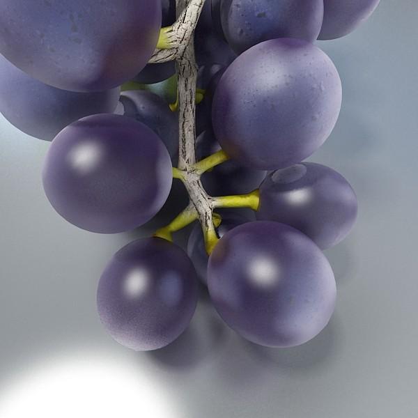 fruits collection high res textures 17 3d model 3ds max fbx obj 133267