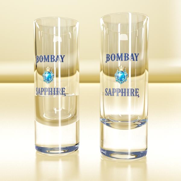 gin shot glass 3d загвар 3ds max fbx obj 138638