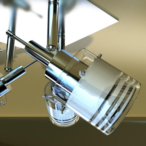 галоген таазны гэрэл 08 фотокал 3d загвар 3ds max fbx obj 134670