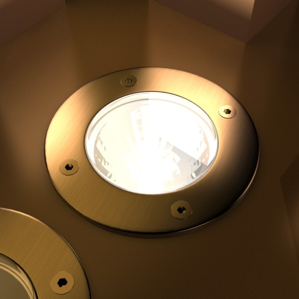 halogen lamp 01, high detail 3d model 3ds max fbx obj 134500