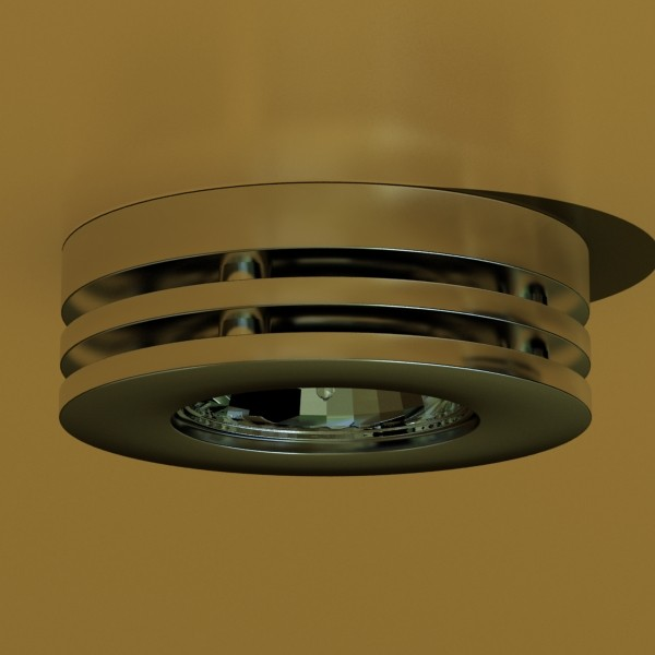 halogen lamp 02 high detail 3d model 3ds max fbx obj 134512