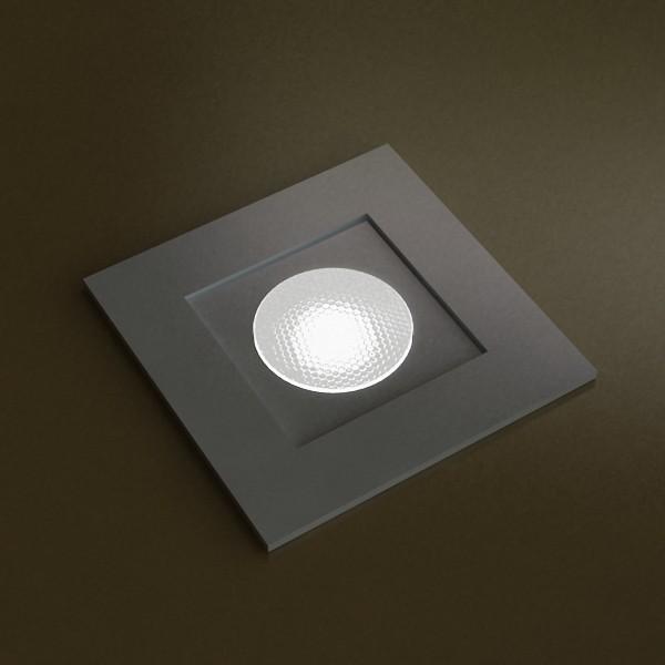 halogen lamp 06 photoreal 3d model 3ds max fbx obj 134581