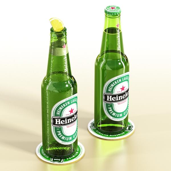 Heineken pivə toplama 3d modeli 3ds max fbx obj 141881