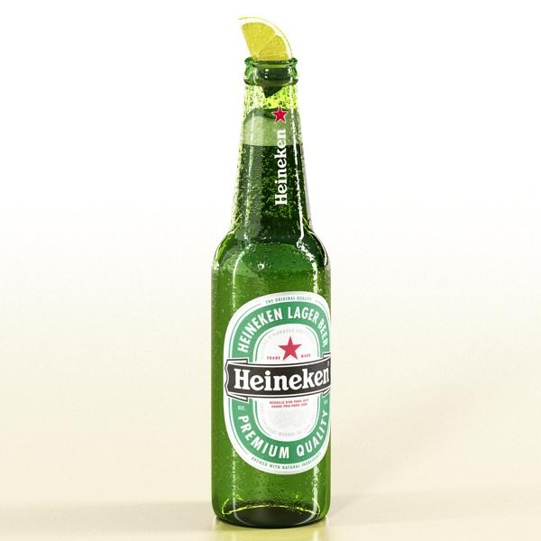 Heineken pivə toplama 3d modeli 3ds max fbx obj 141887