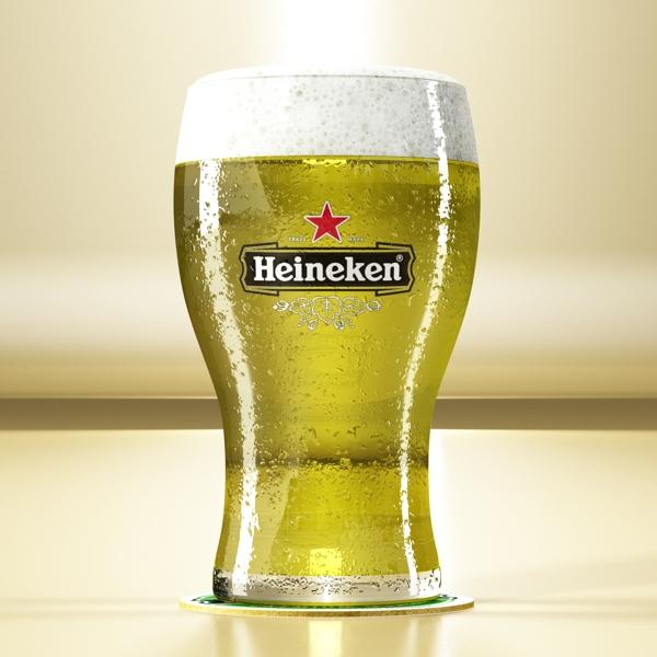 Heineken pivə toplama 3d modeli 3ds max fbx obj 141895