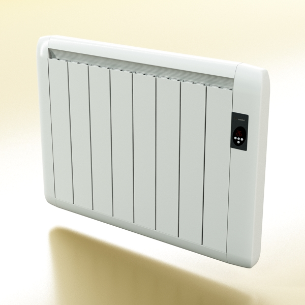 high detailed radiator 5 3d model 3ds max fbx obj 148540