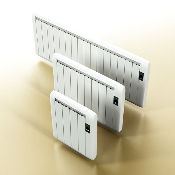 high detailed radiator 5 3d model 3ds max fbx obj 148545