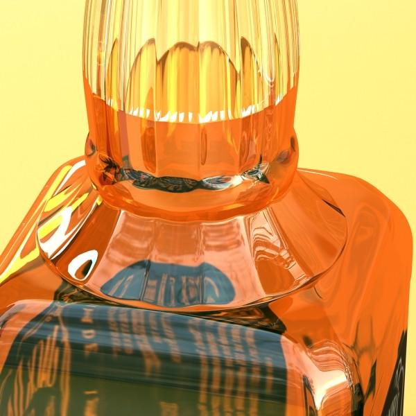 jack daniels kolekcija 3d model 3ds max fbx obj 135951