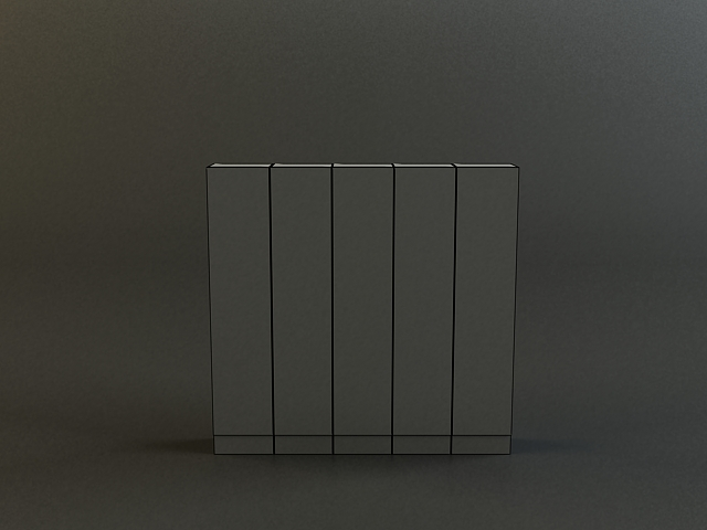 locker 3d model 3ds max obj 139114