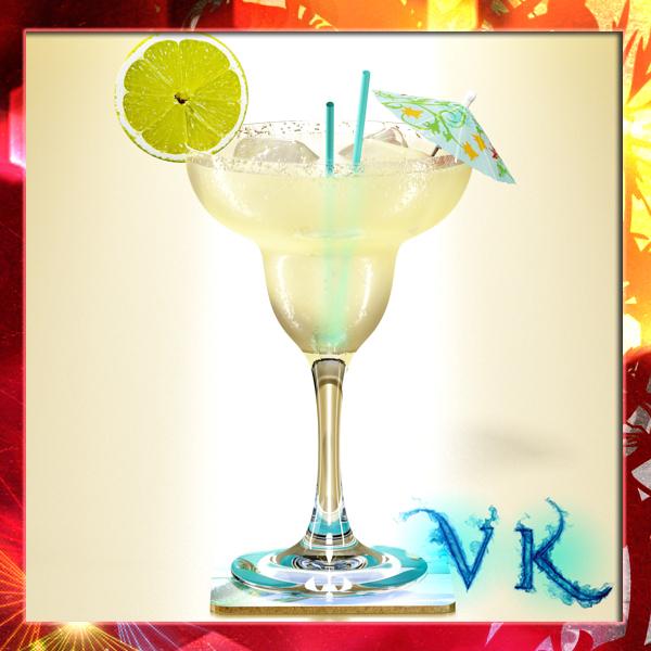 margarita cocktail – high detailed 3d model 3ds max fbx obj 140274
