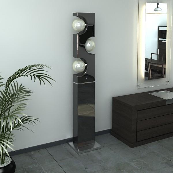 modern floor lamp 01 3d model 3ds max fbx obj 134899
