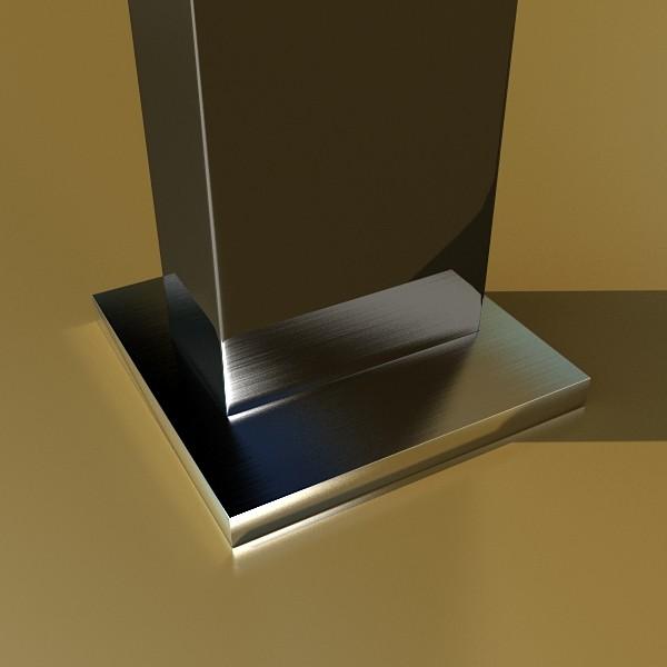 modern floor lamp 01 3d model 3ds max fbx obj 134905