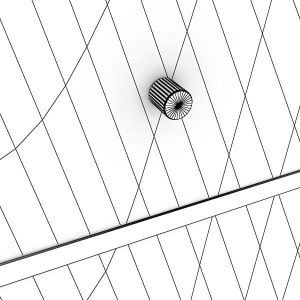 modern floor lamp 01 3d model 3ds max fbx obj 134908