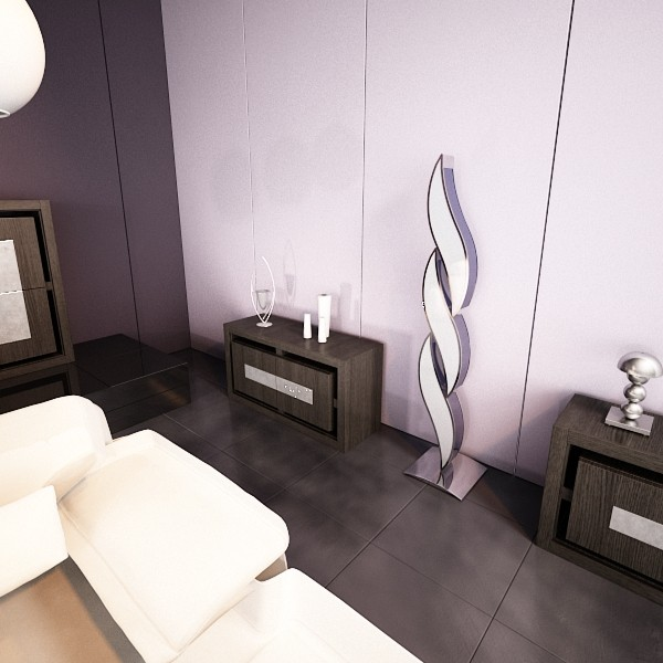 modern floor lamp 02 3d model 3ds max fbx obj 134916