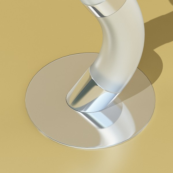 modern floor lamp 03 3d model 3ds max fbx obj 134992