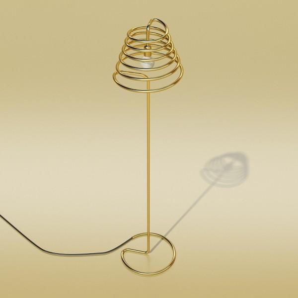 moderna grīdas lampa 04 elice 3d modelis 3ds max fbx obj 135204
