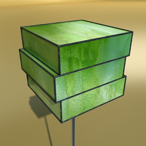 modern floor lamp 05 encaixe 3d model modern floor 3d model 3ds max fbx obj 135196