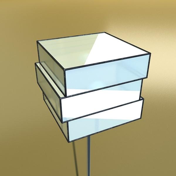 modern floor lamp 05 encaixe 3d model modern floor 3d model 3ds max fbx obj 135197