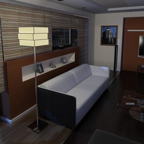 modern floor lamp 05 encaixe 3d model modern floor 3d model 3ds max fbx obj 135200