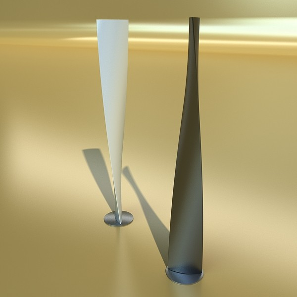 modern floor lamp 06 encaixe 3d model 3ds max fbx obj 135215