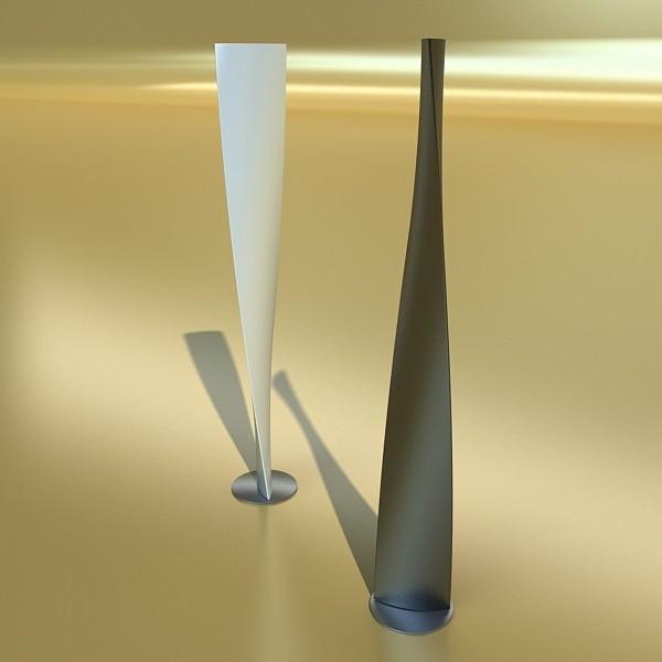 moderna podna lampa 06 encaixe 3d model 3ds max fbx obj 135215