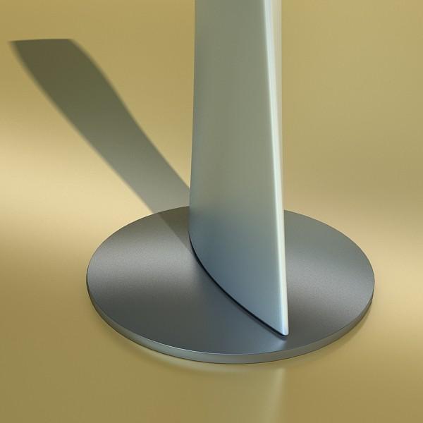 moderna podna lampa 06 encaixe 3d model 3ds max fbx obj 135217
