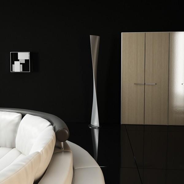 moderna podna lampa 06 encaixe 3d model 3ds max fbx obj 135218