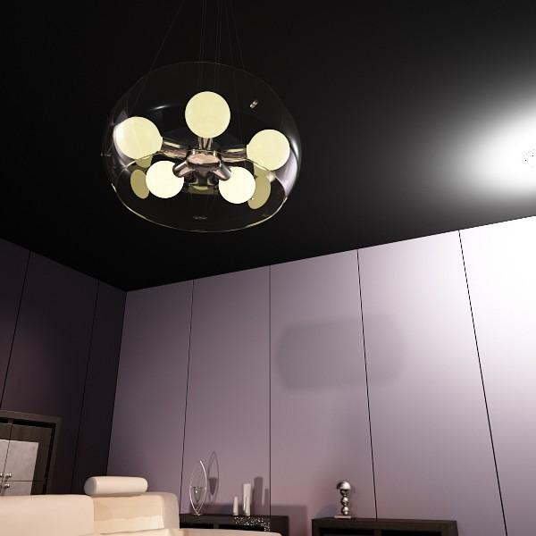 modern pendant lamp 06 3d model 3ds max fbx obj 135023