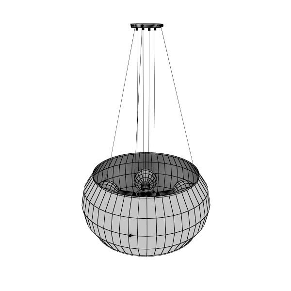 modern pendant lamp 06 3d model 3ds max fbx obj 135024