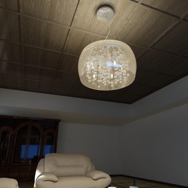 modern pendant lamp 07 3d model 3ds max fbx obj 135032