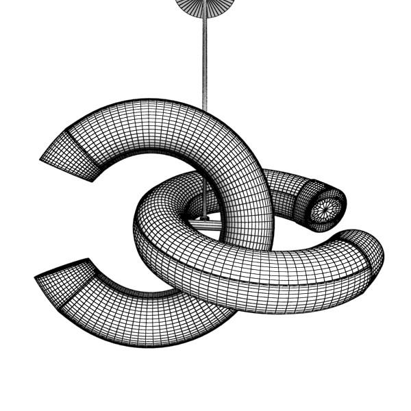 modern pendant lamp 08 3d model 3ds max fbx obj 135044