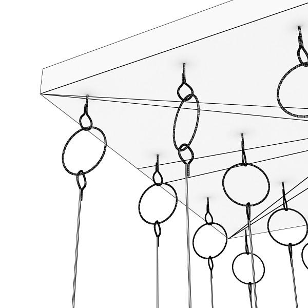 modern pendant lamp 10 3d model 3ds max fbx obj 135101