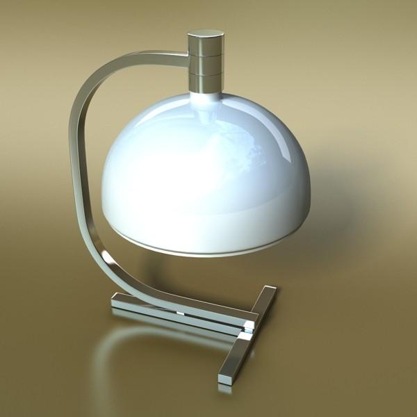 modern table lamp 01 as1c 3d model 3ds max fbx obj 135379