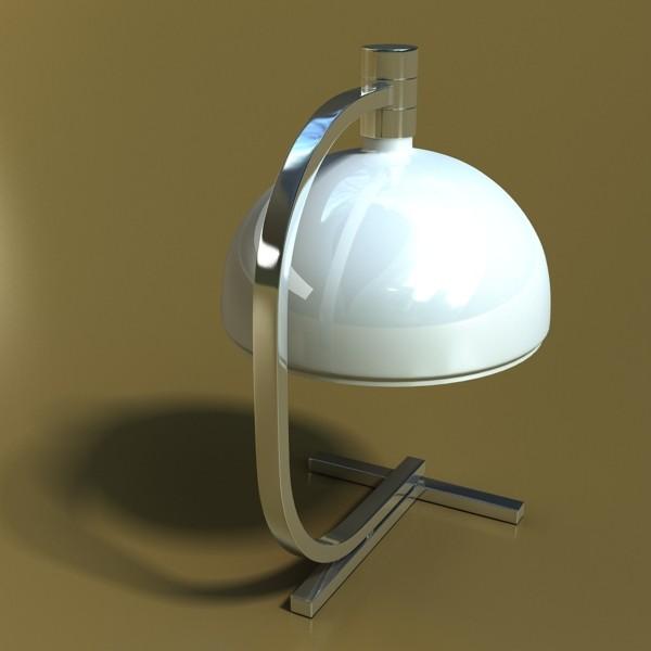 modern table lamp 01 as1c 3d model 3ds max fbx obj 135380