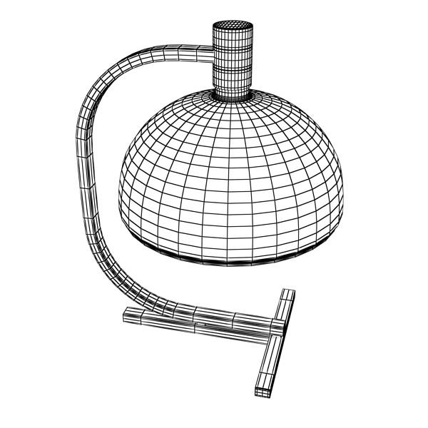modern table lamp 01 as1c 3d model 3ds max fbx obj 135385