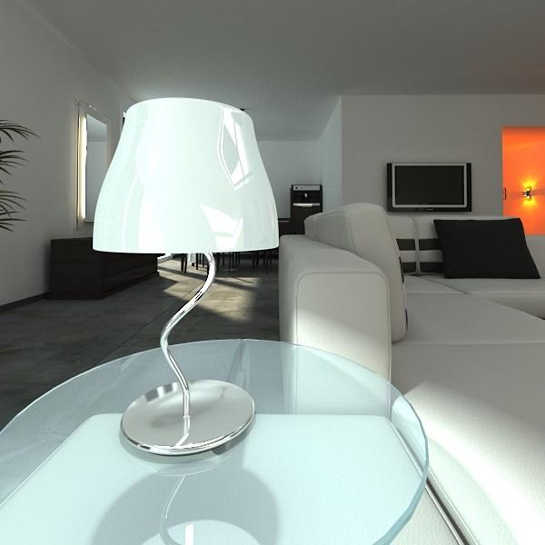 modern table lamp 02 circle t 28 3d model 3ds max fbx obj 135393