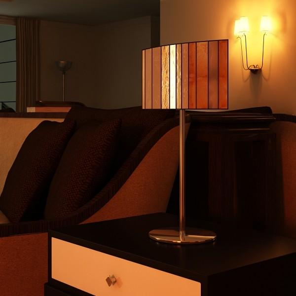 modern table lamp 03 sophie 3d model 3ds max fbx obj 135410