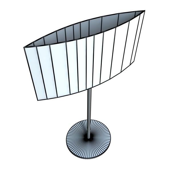 modern table lamp 03 sophie 3d model 3ds max fbx obj 135412