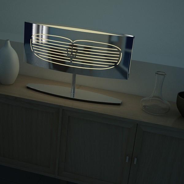 mūsdienīgs galda lampa 06 maserati 3d modelis 3ds max fbx obj 135449