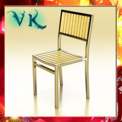 Outdoor Chair ( 270.63KB jpg by VKModels )