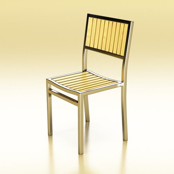 Outdoor Chair ( 156.05KB jpg by VKModels )
